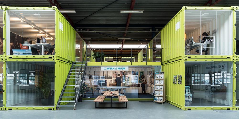 container-werk-aan-de-muur